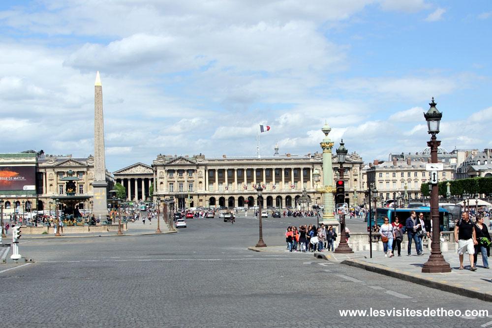 Visite Paris sous l'empire
