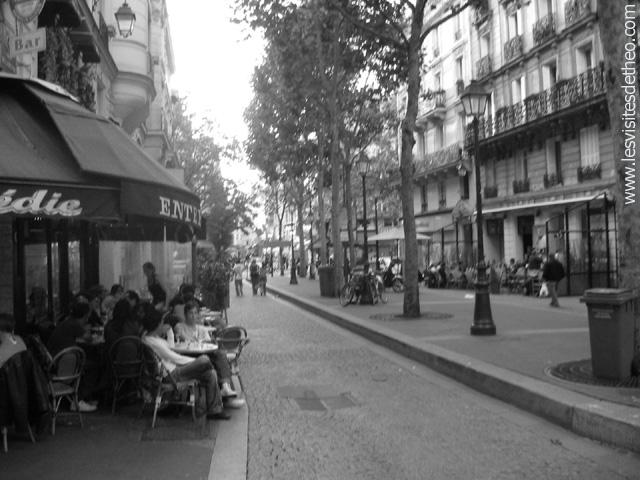 Visite Paris assassin