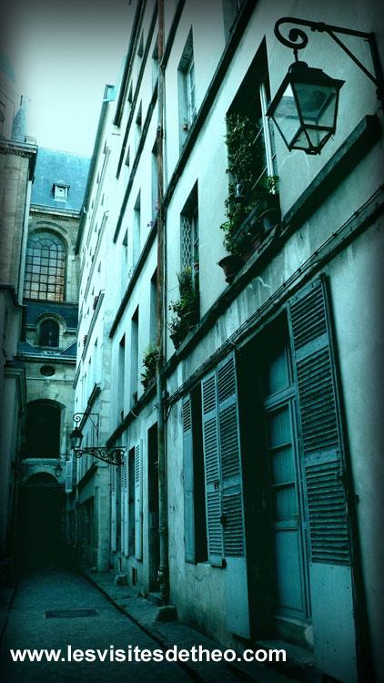 Visite trésors du Marais